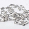 Crystal Buckle Glass Rhinestone Sew On Rhinestone with Claw DIY Jewelry for Shoes and Clothes