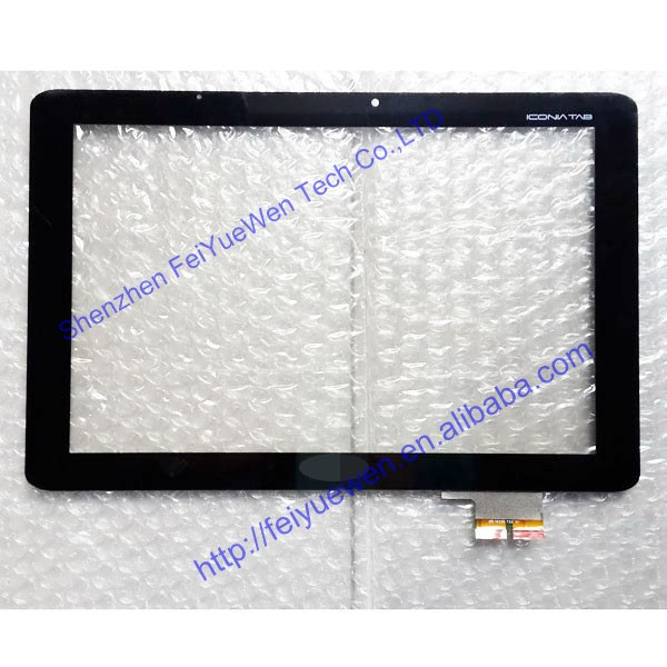 Original Front Glass Replacement For Acer Iconia Tab A510 Touch Screen