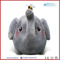 large cheap Bee elephant doll