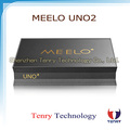Factory Meelo Uno2 Amlogic S905 Dvb S2 Android Tv Box T2 Android 5.1 Kodi Bluetooth Meelo uno