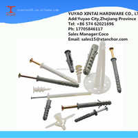 Good quality low price Plasterboard Plug, Nylon Drywall Anchor, Plastic Drywall Anchor manufacture&exporter&supplier