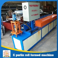 metal frame machine