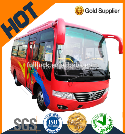 price of new passenger bus 15-24 seater SEENWON bus for sale