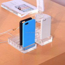 Shenzhen retail acrylic stand for iphone mobile phone case holder display