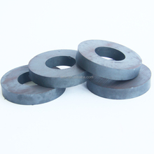 multipole oriented in segments on outside diameter ferrite magnet ring