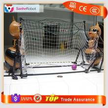 Decorative fiberglass funny artificial fiber glass goalkeeper ant