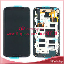 for Motorola for Moto X2 X+1 XT1096 XT1097 LCD Display and Digitizer Touch Screen with Frame Full Set
