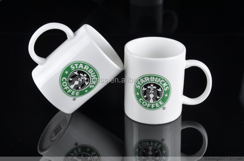 Starbucks Porcelain Ceramic Mug,11oz