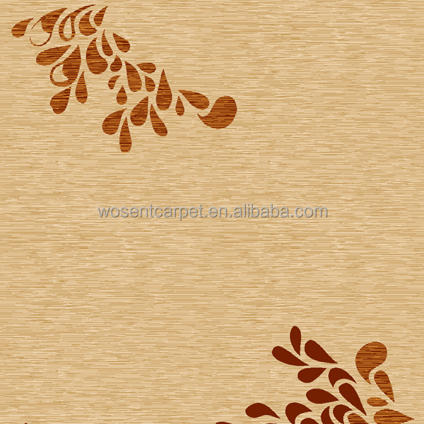 Wall to wall high quality fashion Commercial Floral Classic Carpet