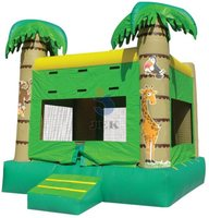 hot sale Spongebob inflatable amusement park,inflatable indoor playground,inflatable fun city