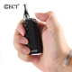 High quality original e cigarette ECT Master Kit CBD Vape Box mental Mod for cbd oil cartridge with 650mah battery