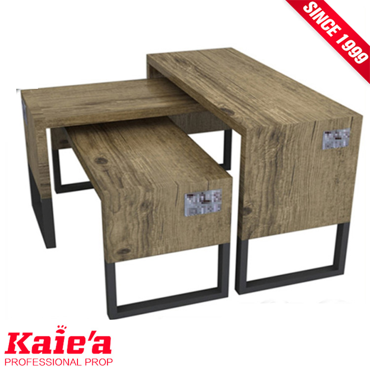 Factory price cloth shop counter table design,wood garment shop counter design