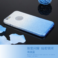 wholesale blue color new design fancy mobile phone cover for iPhone 6 6s