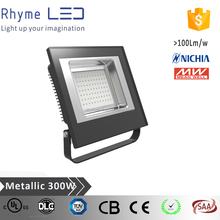 Superior Quality meanwell driver >120lm/w high lumen outdoor 300w led flood light housing