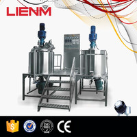 Fixed-type Vacuum Emulsifying Mixer Machine with Homogenizing