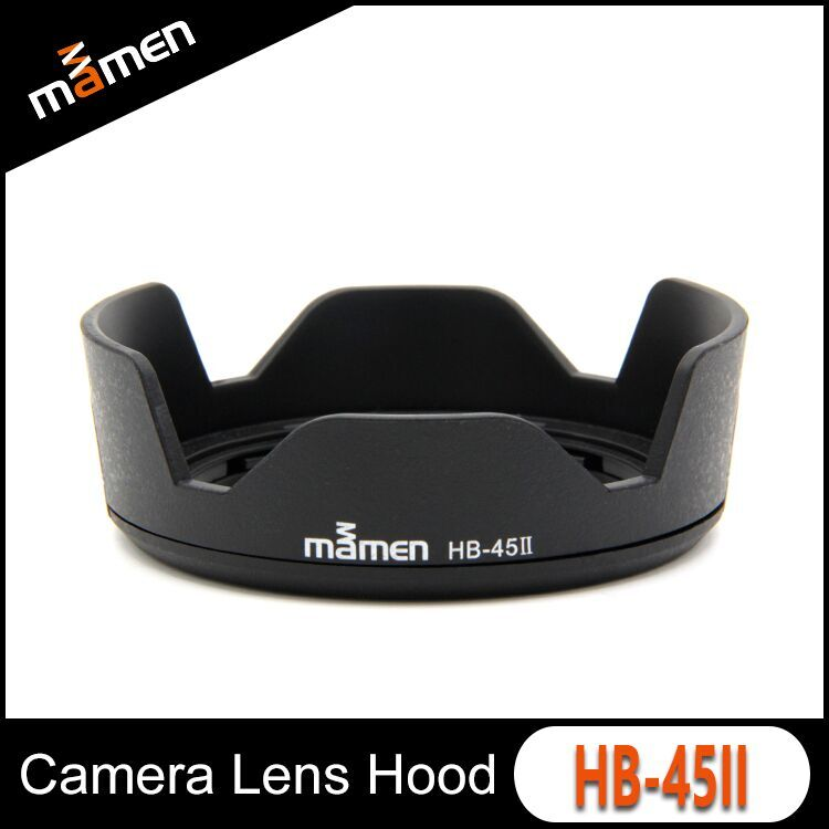 High Precision With Glaze Interface Beautiful Design New Lens Hood Lens Adapter Hood For Nikon Photographic Equipment