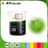 Herb plant extract sodium copper chlorophyllin green pigment