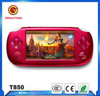 universal game console handheld with 16 bit retro games for kids tv video game player dropship
