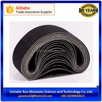 75x457mm Silicon Carbide Abrasive Sanding Belts