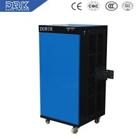 High frequency switching 3 phase bridge rectifier