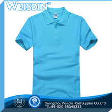 100 grams hot sale spandex/polyester good quality mens polo shirt with smooth touch fa