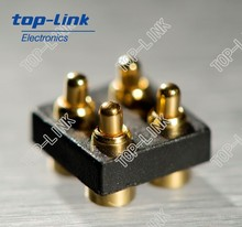 4pin pogo connector (2mm pitch pin connector)