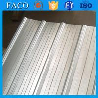 China supplier galvanized corrugated iron sheet galvanized steel sheet specification made in China