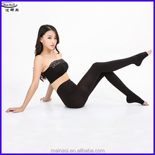 2016 Black Compression Pantyhose For Men Sexy Compression Pantyhose For Women