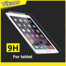 Customized Waterproof Transparent Tempered Glass Screen Protector For iPad Pro 9.7