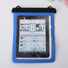 2017 hot sale transparent bag for tablet PC clear pvc waterproof bag for computer