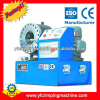 Pipe Swager YJK-80 Automatic Crimp Hose Machine