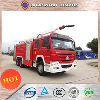 Boutique Accident Fire Fighting Vehicle