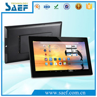 23.6 inch LCD touch screen tablet PC WI-FI Android digital signage