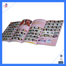 restaurant foods product catalog leaflet printing