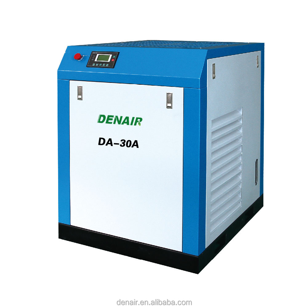 BEST PRODUCT 30 KW 40 HP Double Screw Compressor / PRODUK TERBAIK 30 KW 40 HP Double Screw Kompresor Angin