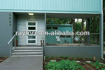 low Cost Double Storey Modular Container House