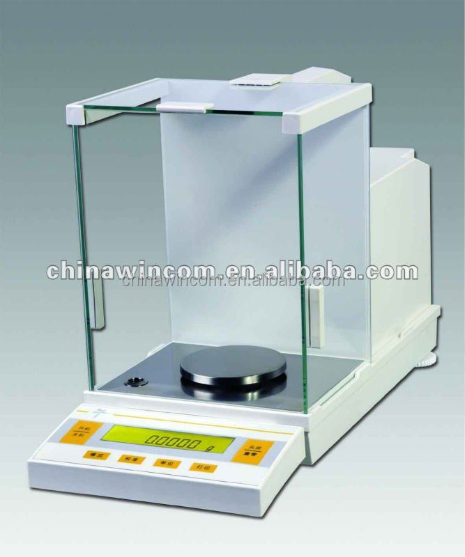 0.0001g FA series Electronic Analytical Balance with E.Magnetic sensor