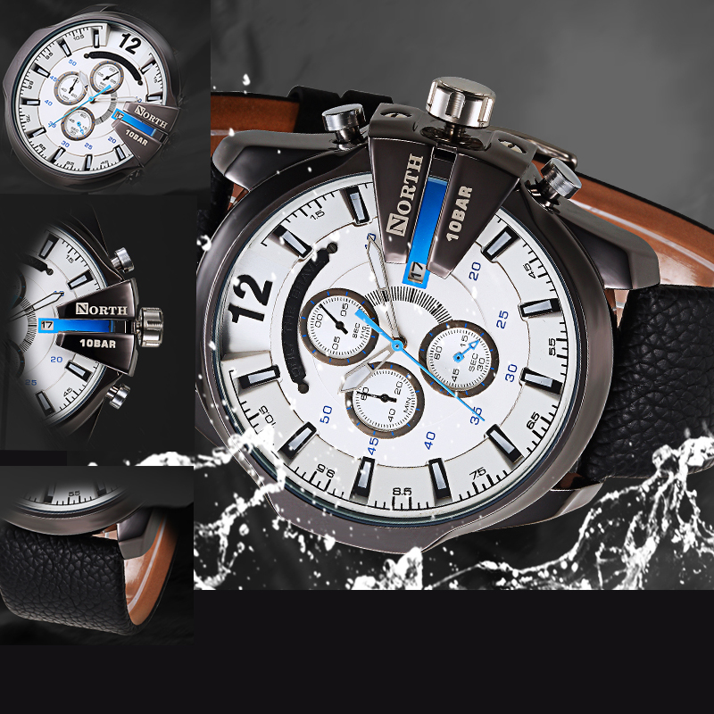 Genuine Leather Band wholesale watches singapore movement quartz brand watches watches made in china
