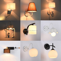 Modern Style Originality Wall Light LED Bed Lamp Bedroom Indoor Wall Lights With Switch For Night
