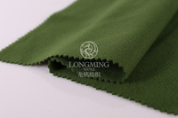 Import cost effective T/TR double side brush fabric from china