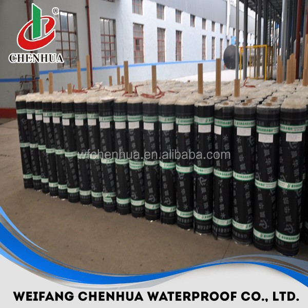 cheap construction materials APP modified waterproof asphalt membrane
