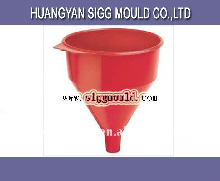 durable plastic funnel moulding mold