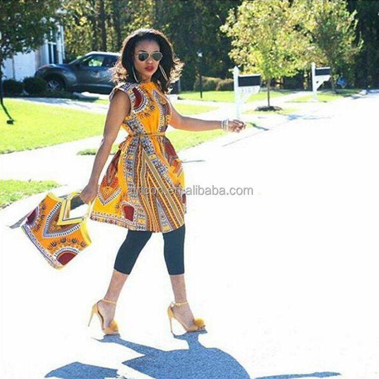 Queency 2017 Indian New Ankara Fashion Wax Hand Bag for Women Evening Party