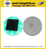 solar Crystal road studs, green road barrier, stud road