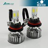 IDEA patent A340 DC 12V 24V 40W led auto headlight 9004/HB1 LED bulbs H1 H3 H4 H7 H8 H9 H11 H13 9004 9005 9006 9007