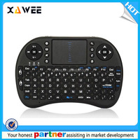 Cheap rii mini i8 2.4g wireless keyboard Gaming Air Fly Mouse for Smart TV Android TV Box