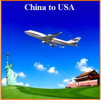 China to US to door shipping service fast delivery by air-Skype: colsales03