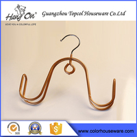Customized mini Gold copper Metal Hanger