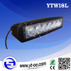 Hot Model 18w led work light for racing car motorcycle square shape