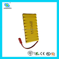 400mah 12v rechargeable aaa battery pack